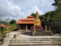 Bali tempel, Indonesien Royaltyfria Foton