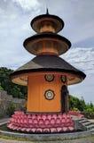 Bali tempel, Indonesien Arkivfoto