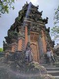 Bali tempel, Indonesien Arkivbilder