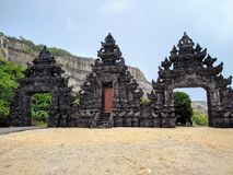 Bali tempel, Indonesien Royaltyfri Foto