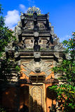 Bali Temple in Ubud Royalty Free Stock Photos