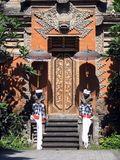 Bali Temple. Indnesia Royalty Free Stock Images