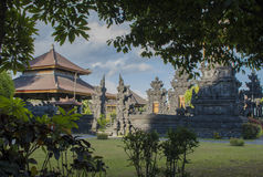 Temple in Bali, Indonesia Stock Images