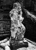 Bali Temple Statue Royalty Free Stock Photography