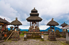 Bali temple  traditional architecture style Royalty Free Stock Photography