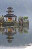 Bali - templo del agua de Pura Ulun Danu Bratan Fotografía de archivo libre de regalías