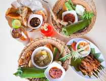 Bali Traditional Food Stock Photography
