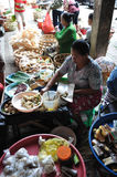 Bali Ubud market Stock Photos