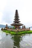 Bali vattentempel Arkivbild