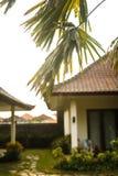Bali villas, holidays in Asia Stock Image