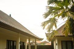 Bali villas, holidays in Asia Royalty Free Stock Photo