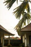 Bali villas, holidays in Asia Stock Photos