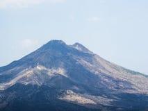 Bali volcano, Agung mountain from Kintamani in Bali Stock Photography