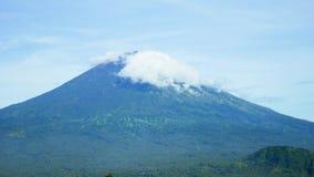 Bali Volcano Mount Agung stock video