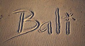 Bali Royalty Free Stock Photography