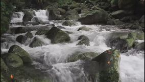Balianstroom in Taiwan stock footage