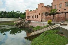 Baliati Zomidar Bari Saturia Upozila van Manikganj-district Royalty-vrije Stock Afbeelding