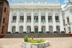 Baliati Zomidar Bari Saturia Upozila van Manikganj-district Stock Foto's