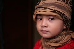 Baliboy royaltyfri foto