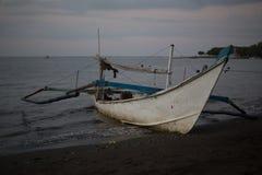 Balijczyk łódź Obrazy Stock