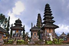 Balijczyk świątyni świątynie fotografia royalty free