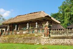 balijczyk świątynia zdjęcie royalty free