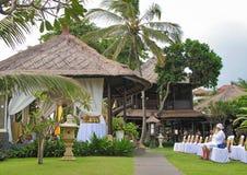Balijczyk Ślubna ceremonia 01 Zdjęcia Royalty Free