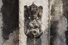 Balijczyk rzeźba Obraz Royalty Free