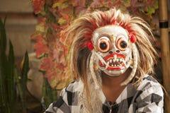 Balijczyka Barong tancerz Obraz Stock