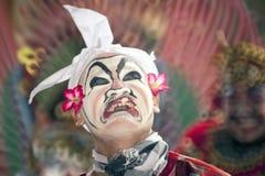 Balijczyka Barong tancerz Fotografia Royalty Free