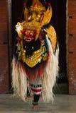 Balijczyka Barong tradycyjny taniec z Barong Indonezja Obrazy Stock