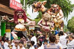 Balijczyka nowy rok Obrazy Stock