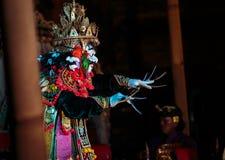 Balijczyka tancerza Legong taniec Zdjęcie Stock