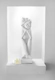 balijczyka zdroju statua fotografia stock