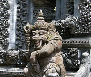balijsky Ινδονησία induistsky γλυπτό του  Στοκ εικόνες με δικαίωμα ελεύθερης χρήσης