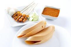Balik еды Malay Apam стоковое изображение