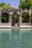 Balikligol Halilurrahman moské Sanliurfa, Turkiet Fotografering för Bildbyråer
