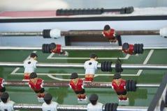 Balilla Calcio (foosball) стоковое изображение