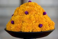 Balinees bloemart. stock afbeelding