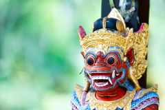 Balinees godsstandbeeld stock afbeelding