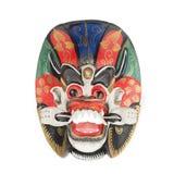 Balinees masker Stock Afbeelding
