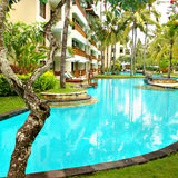 Balinees paradijs Royalty-vrije Stock Foto