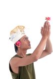 Balinese lizenzfreies stockfoto