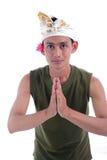 Balinese lizenzfreie stockbilder