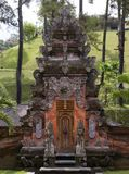 Balinese Architecture Royalty Free Stock Photo