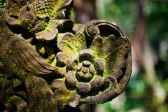 Balinese architecture detail Royalty Free Stock Image