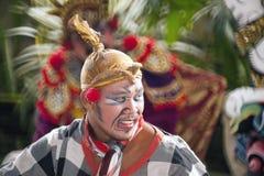 Balinese Barong dancer Royalty Free Stock Photography