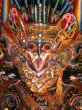 Balinese Barong op vertoning royalty-vrije stock afbeeldingen