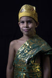 Balinese Boy Stock Image