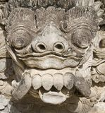 Balinese carving 4 Stock Photography